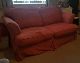 GOOD CONDITION SOFA BED, MECHANICS FOR BED ALSO IN GOOD WORKING ORDER