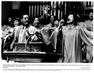WHITNEY-HOUSTON-4-Orig-8x10-Glossy-Press-Kit-Stills-from-THE-PREACHERS-WIFE