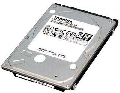 Toshiba 1TB HDD interne Festplatte 2,5 Zoll 9,5mm 8MB SATA III