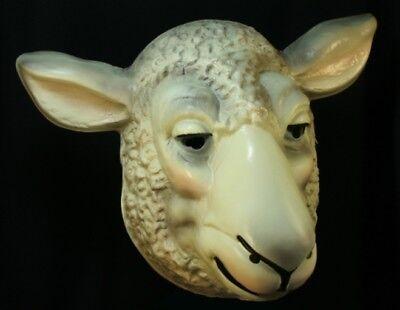 chsener Maske Karneval (Maske Schafe)