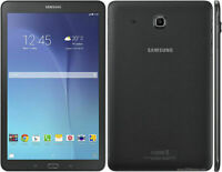 Samsung Galaxy Tab E 8.0 16 GB WIFI + LTE BLACK