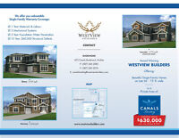 Large lots in Canals Landing - Airdrie