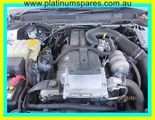 ENGINE Ford Falcon FG 6cyl 4ltr auto petrol/LPG  *****2013 Botany Botany Bay Area Preview
