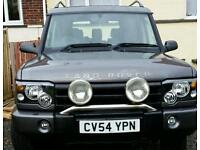 Landrover discovery td5 persuit