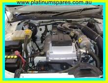 ENGINE Ford Falcon BA 6CYL 4.0Ltr petrol 4sp auto 2003 - 2006 Botany Botany Bay Area Preview