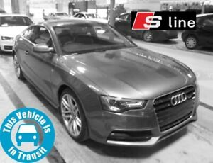 2015 Audi A5 2.0 Technik Auto S-line Quattro  Sun  Nav  Heat Le