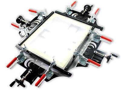 60cmx60cm24x24 Manual Screen Stretcher Silk Screen Printing T-shirt Printer