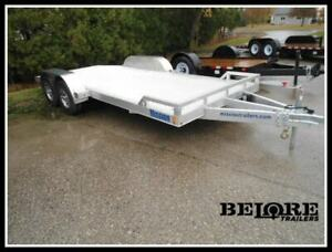 2018 Mission Trailers MOCH All Aluminum  Easy to Haul