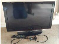 Samsung HD TV 32 inch with Google Chrome Cast