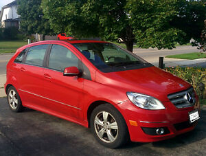 2010 Mercedes-Benz B-Class B200 with Sun roof, Private seller Cambridge Kitchener Area image 2
