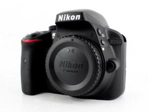 Nikon D3300 Body Only - lenses available