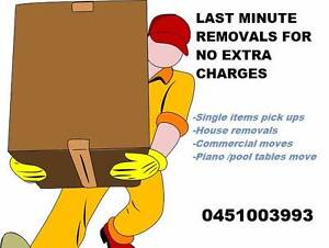 EVERYDAY SERVICE-FURNITURE REMOVALIST Mount Waverley Monash Area Preview