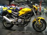 À VENDRE! PIÈCES USAGÉS DE Ducati Monster M750 1998 a 2001