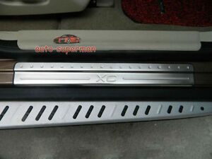 Door-sill-scuff-plate-Guards-Sills-For-VOLVO-XC60-2010-2011-2012