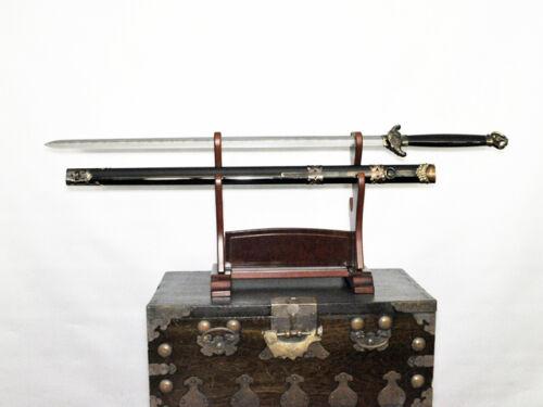 Traditional  Korean Chosun Dynasty Kings Sword Big Digger Saingeom Folding Steel