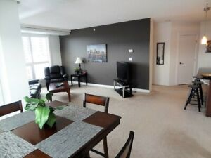 Fully Furnished Two Bedroom Great Location! All Utilities Inc.!