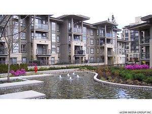 SFU Campus -FULLY FURNISHED 2 BDRM SUITE- Sept. 1, 2017