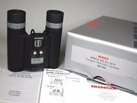 Minox BD 8x24A quality compact binoculars