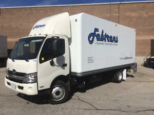 Mature truck driving opportunity