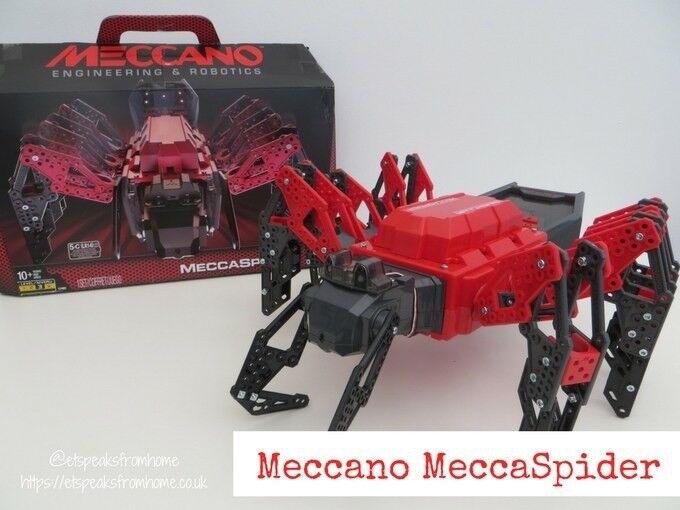 Meccano Mecca Spider (New,unopened)