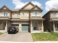 *One year new* Beautiful Semi Detached in Churchill Meadows Area