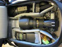 lowe pro flipside 400aw camera bag