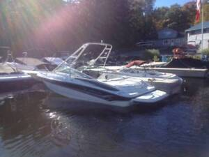 2005 Used bow rider boat
