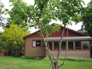 Detached home by Slocan Lake
