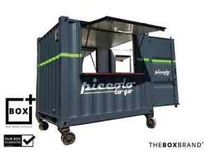 Shipping Container, Food Van, Mini Container Coffee Carts Caboolture Caboolture Area Preview