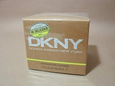 Donna Karan DKNY BE DELICIOUS Women 100ml perfume EDP mujer ORIGINAL PRECINTADA!