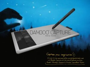 Bamboo Capture Pen and Touch