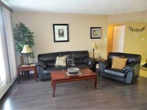 Fully Furnished Two Bedroom Suite - Great Location!