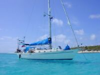 BOWMAN 40 MAGNIFICENT WORLD CRUISING YACHT, WELL EQUIPPED £95000