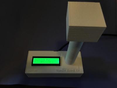 Arduino Iot Lightning Detector Kit