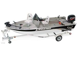 2009 Legend xcite 16ft FULL EQUIPED calling fishing amateurs!