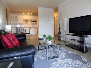 Furnished One Bedroom with All Utilities Included!