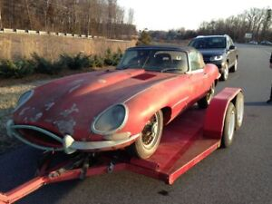 CLASSIC JAGUAR E-TYPE XKE 120 140 150 61-75 WANTED NOW!!
