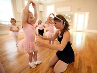 Dance Instructor wanted- ballet, jazz, contemporary, cardio fit,