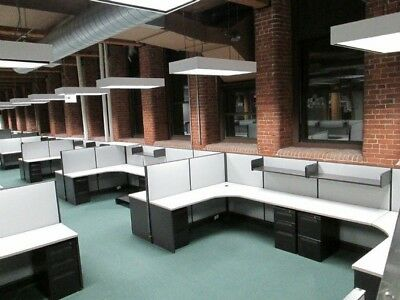 Herman Miller Ao2 Cubicles--work Horse Of The Industry Close Out Pricing