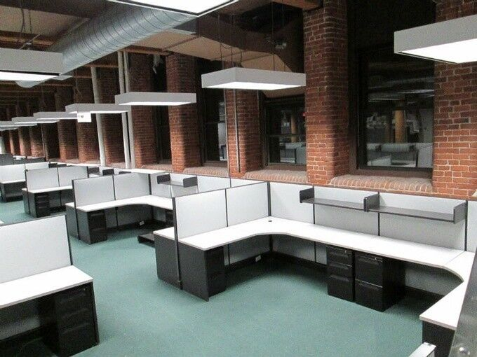 Herman Miller AO2 Cubicles--Work horse of the industry, close out pricing!