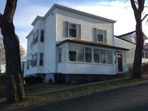 377 Maple - Ground 3BR Upper West, H&L, W/D, Pets, Yard/Parking