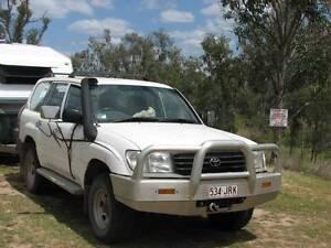 2000 Toyota LandCruiser Wagon Perth Perth City Area Preview