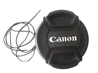 Lens Cap for Canon EF 50mm f//2.5 135mm f//2.8 55-200mm