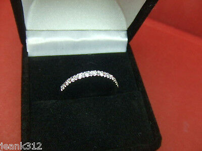 - Diamond Wedding Ring Band Classic 14k White Gold Engagement Anniversary Guard