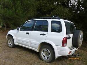 2003 Suzuki Grand Vitara Wagon 4x4 Scamander Break ODay Area Preview
