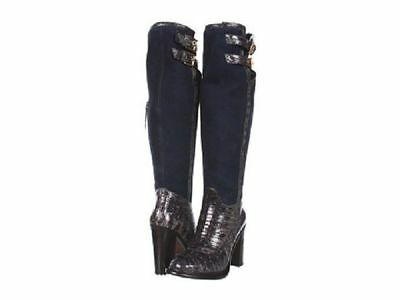 Used, Ugg Collection Womens Aldabella boots Italy Ink/Charcoal Size 9 USD$795 for sale  Aurora