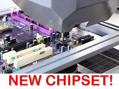 Apple Macbook Pro A1261 Logic Board Motherboard Repair+NEW CHIPSET