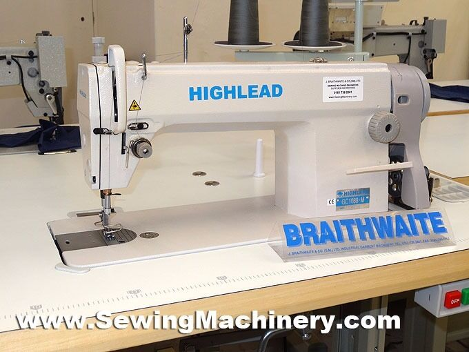 Highlead Industrial Sewing Machine In Salford Manchester Gumtree Enchanting Highlead Sewing Machine