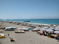 Seaside property (real estate) in Italy. Leasehold apartment 50 meters from the beach.