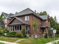 Tired of the Student Ghetto? Sept 1 Uptown Waterloo 4 Bedrooms!